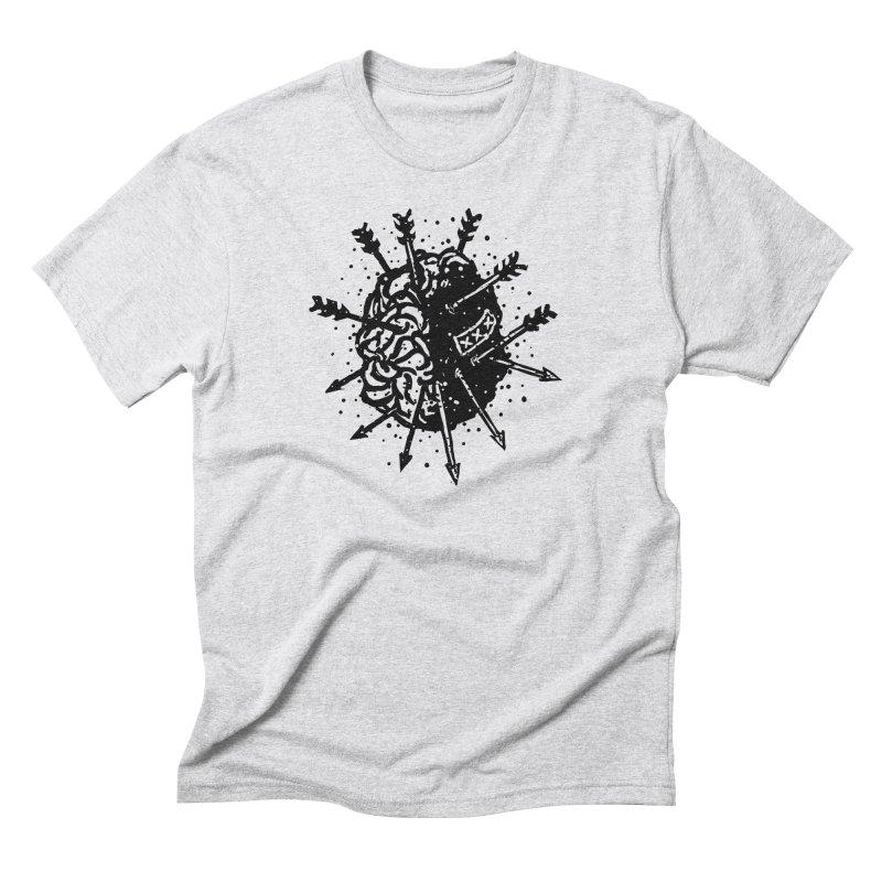 Brain Dead Men's Triblend T-Shirt by sebrodbrick's Artist Shop