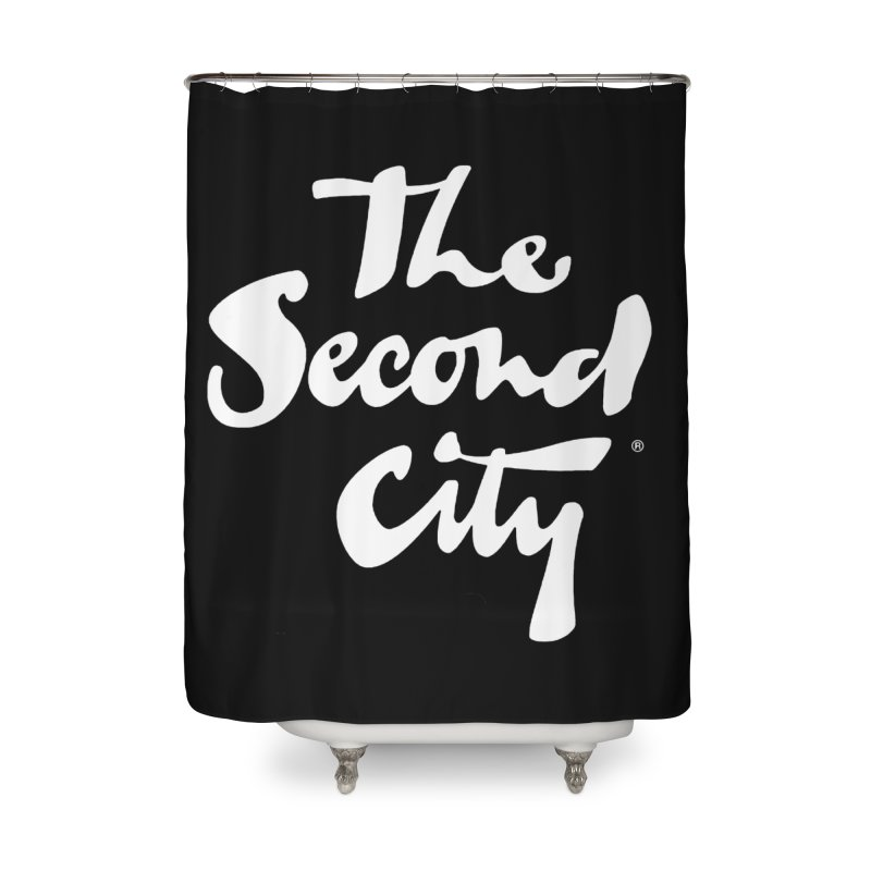 The Flagship Home Shower Curtain by The Second City