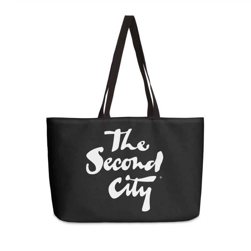 The Flagship Accessories Weekender Bag Bag by The Second City