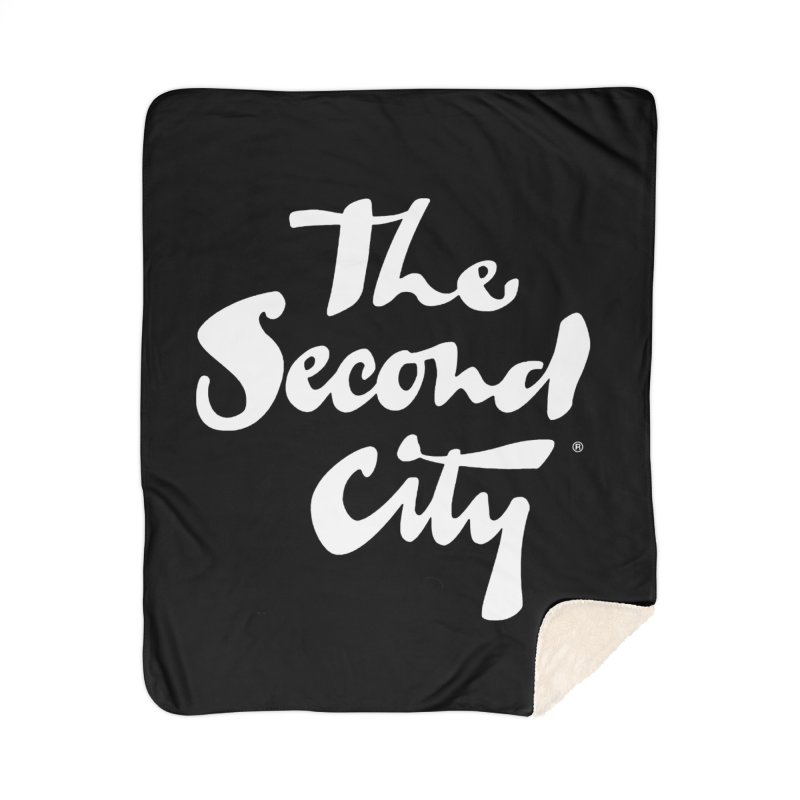 The Flagship Home Sherpa Blanket Blanket by The Second City