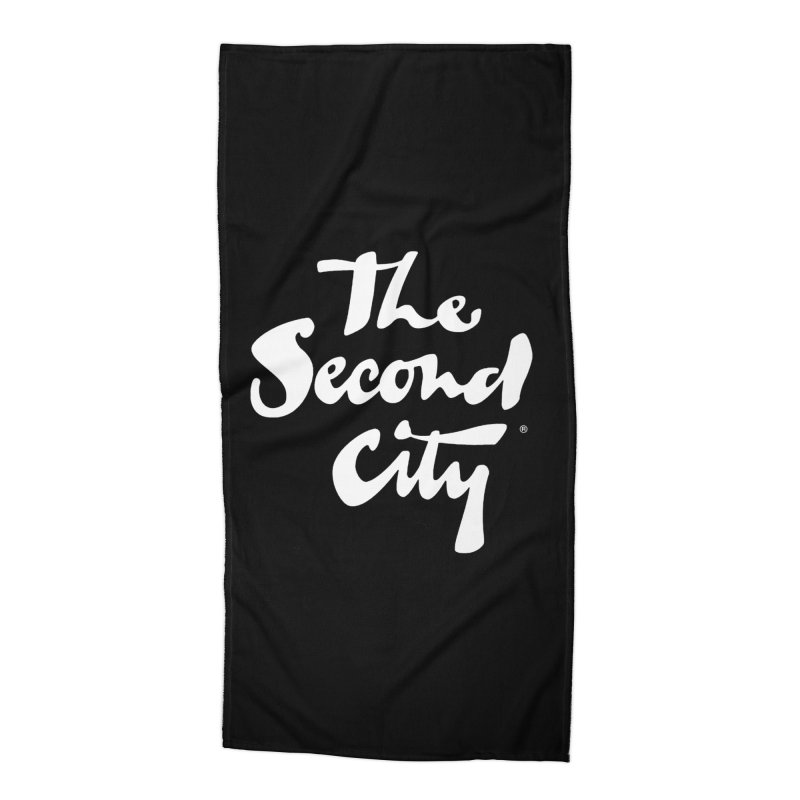 The Flagship Accessories Beach Towel by secondcity's Artist Shop