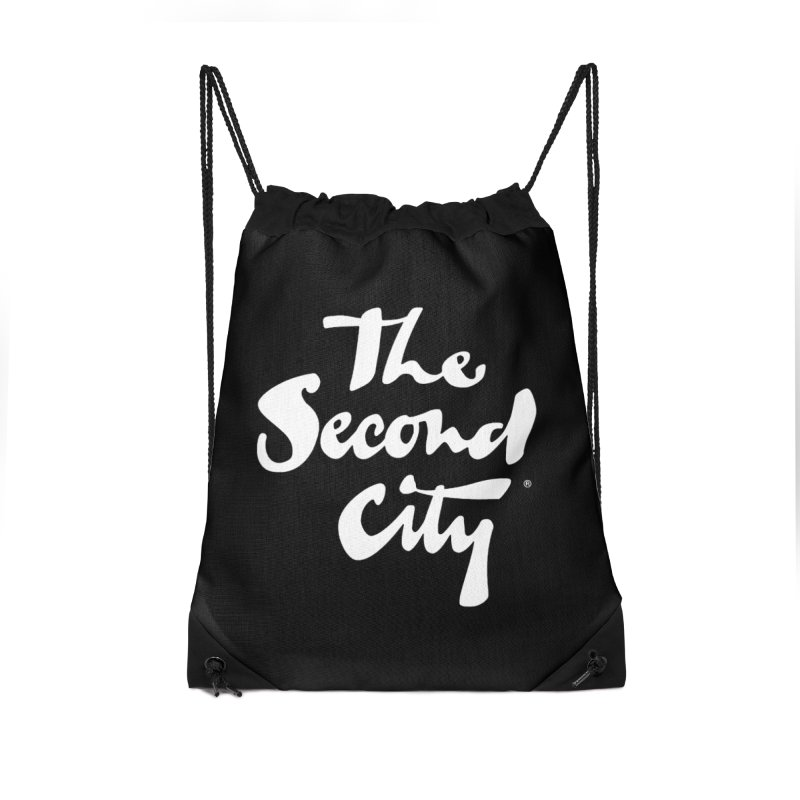 The Flagship Accessories Drawstring Bag Bag by The Second City