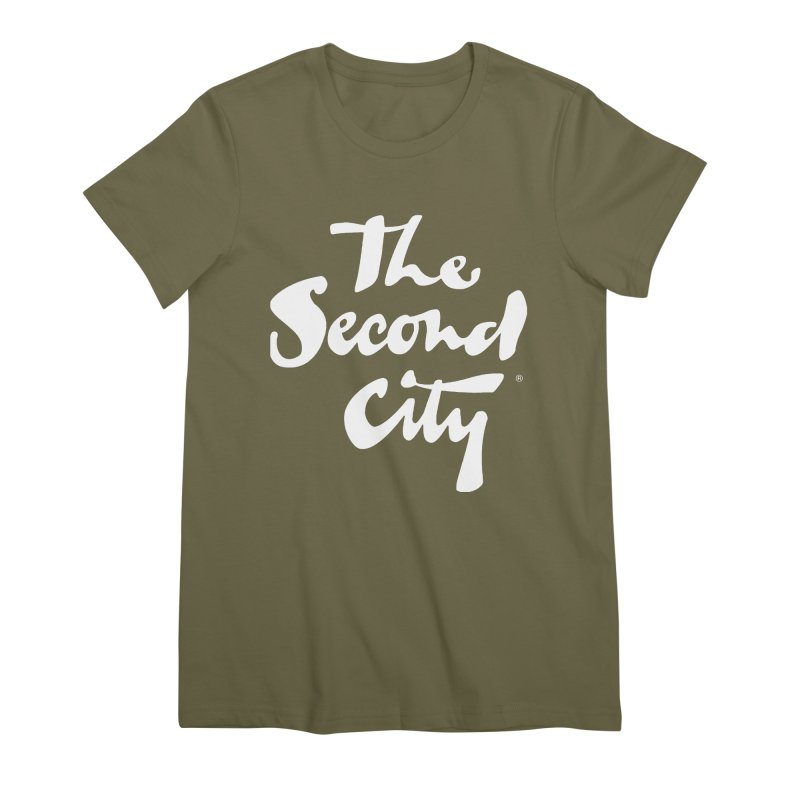 The Flagship Women's Premium T-Shirt by The Second City