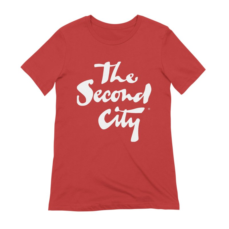 The Flagship Women's Extra Soft T-Shirt by The Second City