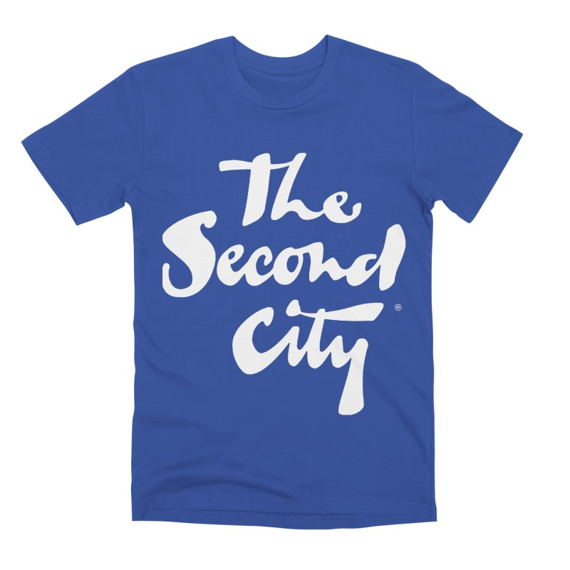 The Flagship Men's Premium T-Shirt by The Second City