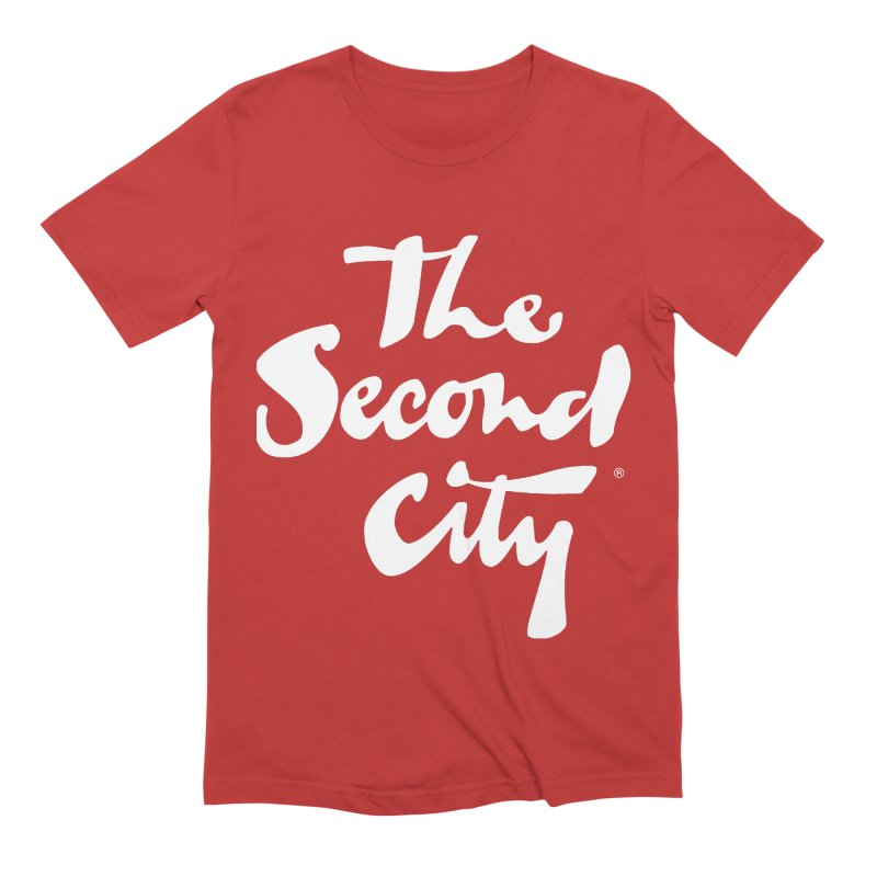 The Flagship Men's Extra Soft T-Shirt by The Second City