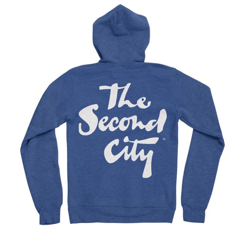 The Flagship Women's Sponge Fleece Zip-Up Hoody by The Second City