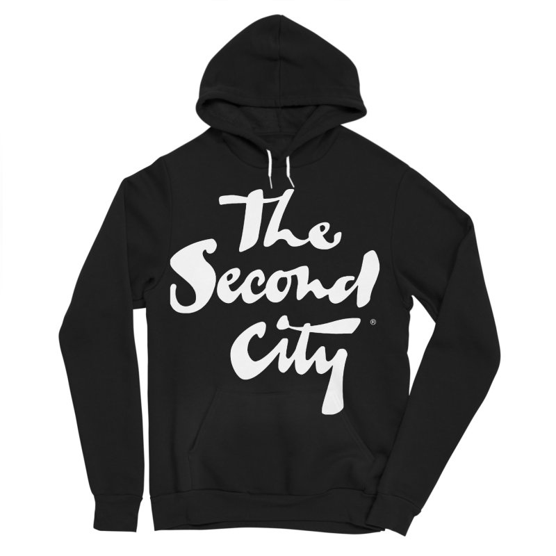 The Flagship Men's Sponge Fleece Pullover Hoody by The Second City