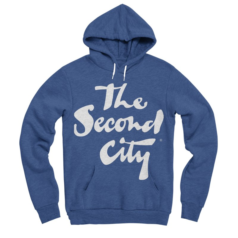 The Flagship Women's Sponge Fleece Pullover Hoody by The Second City