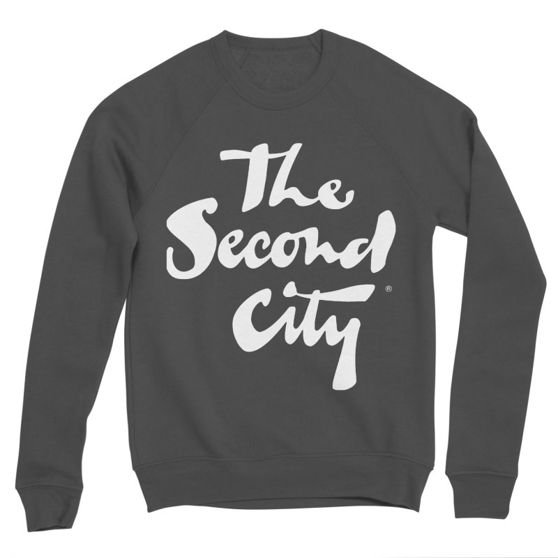 The Flagship Women's Sponge Fleece Sweatshirt by The Second City