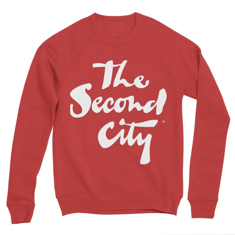 The Flagship Men's Sponge Fleece Sweatshirt by The Second City