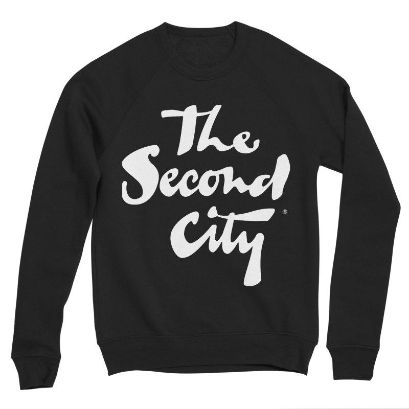 The Flagship Men's Sponge Fleece Sweatshirt by The Second City