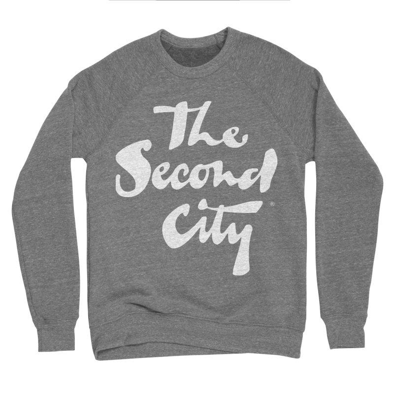 The Flagship Women's Sponge Fleece Sweatshirt by The Second City