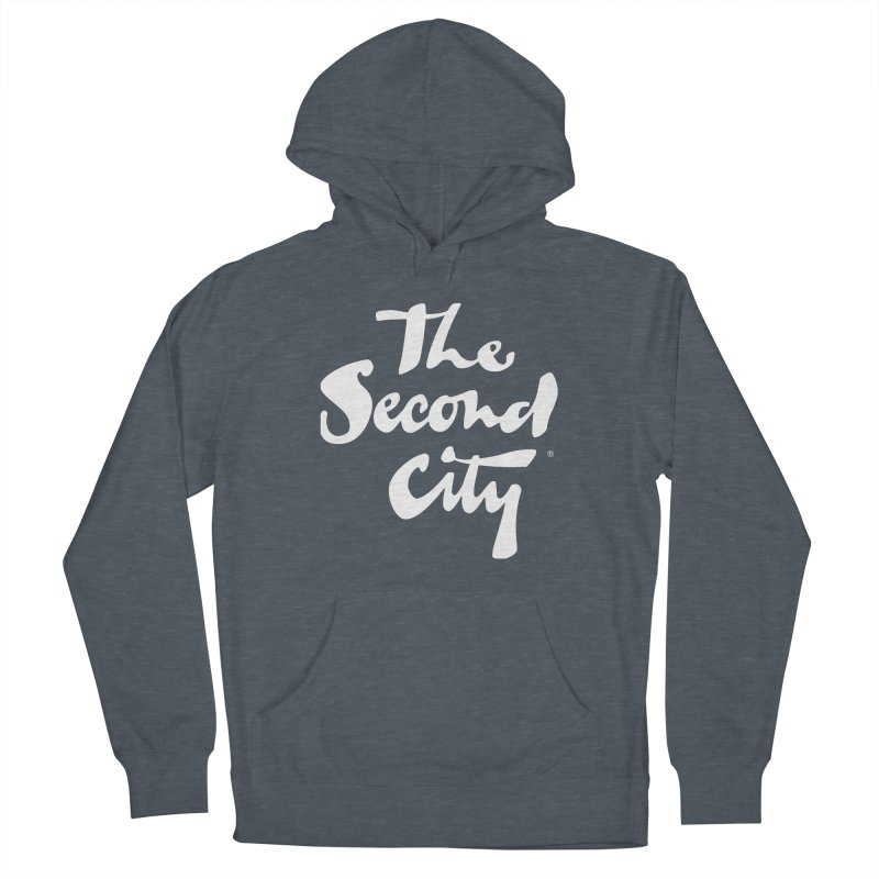 The Flagship Women's French Terry Pullover Hoody by The Second City