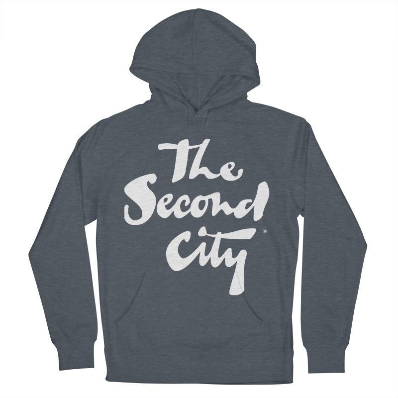 The Flagship Men's French Terry Pullover Hoody by secondcity's Artist Shop
