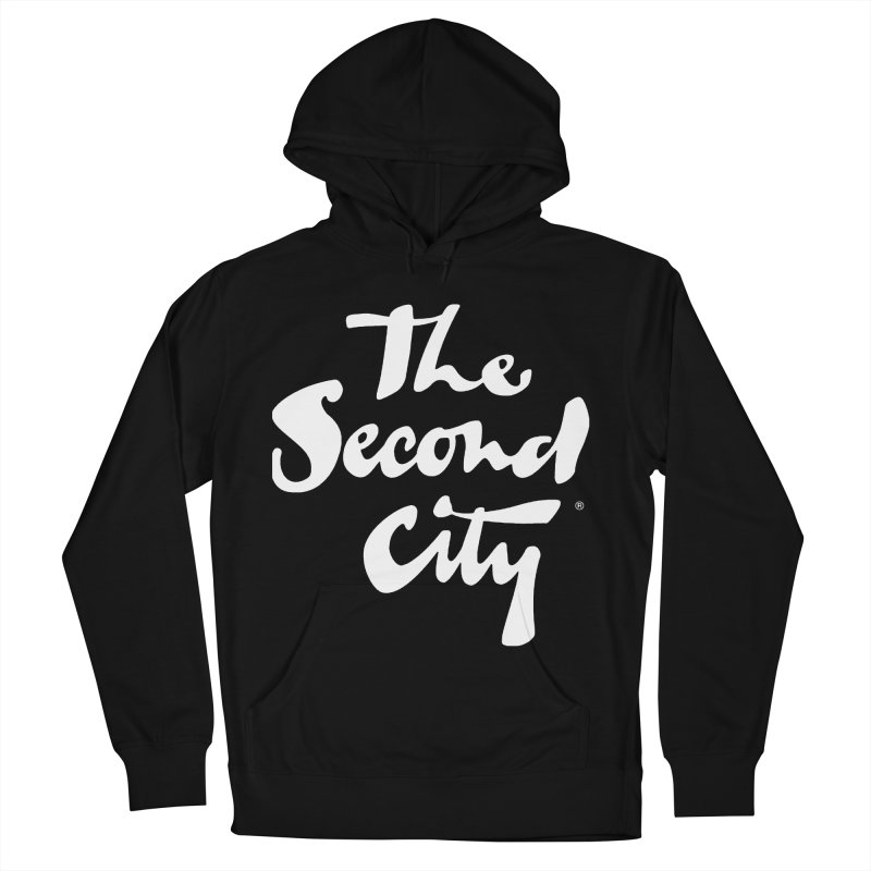 The Flagship Men's French Terry Pullover Hoody by The Second City