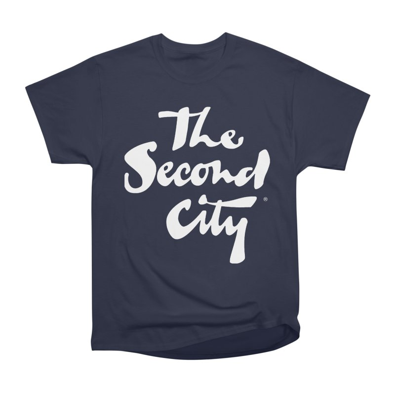 The Flagship Women's Heavyweight Unisex T-Shirt by The Second City