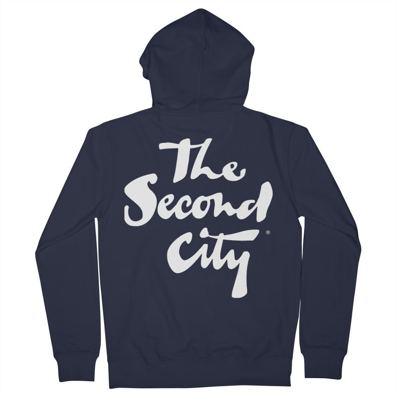 The Flagship Women's French Terry Zip-Up Hoody by The Second City