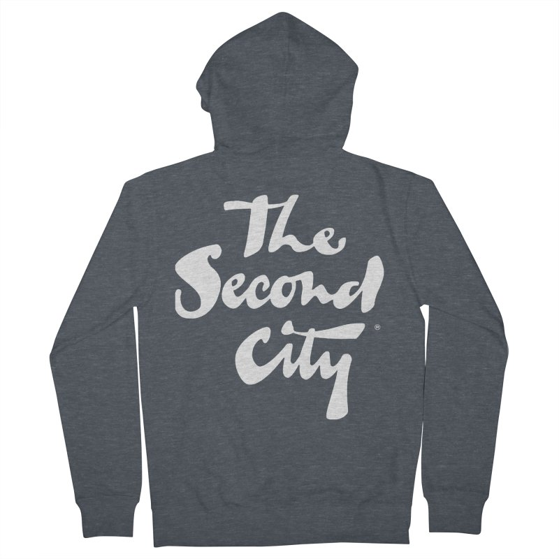 The Flagship Men's French Terry Zip-Up Hoody by The Second City