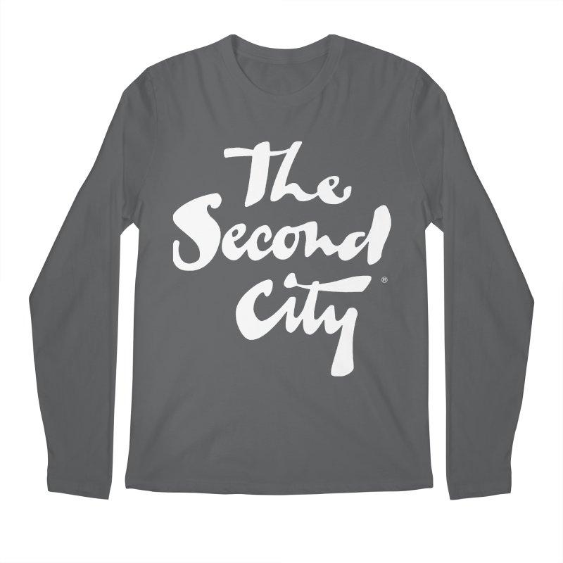 The Flagship Men's Regular Longsleeve T-Shirt by The Second City