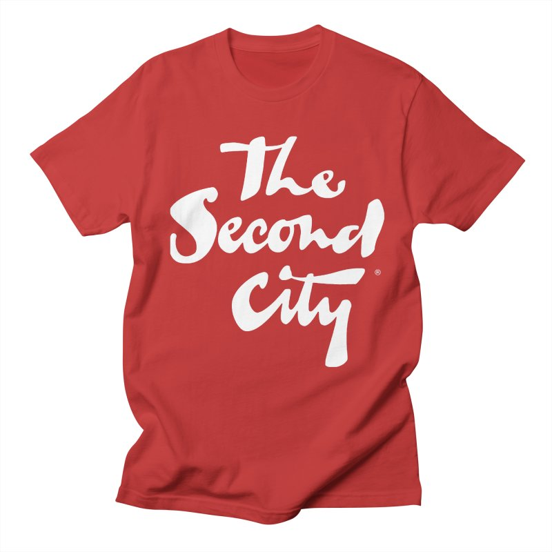 The Flagship Men's Regular T-Shirt by The Second City