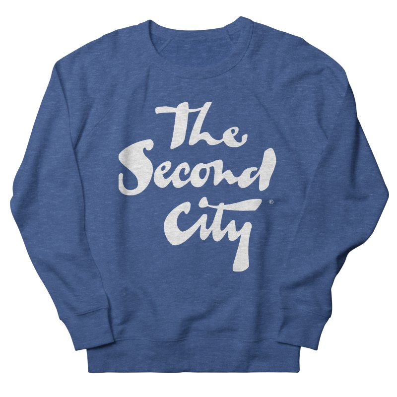The Flagship Men's French Terry Sweatshirt by The Second City