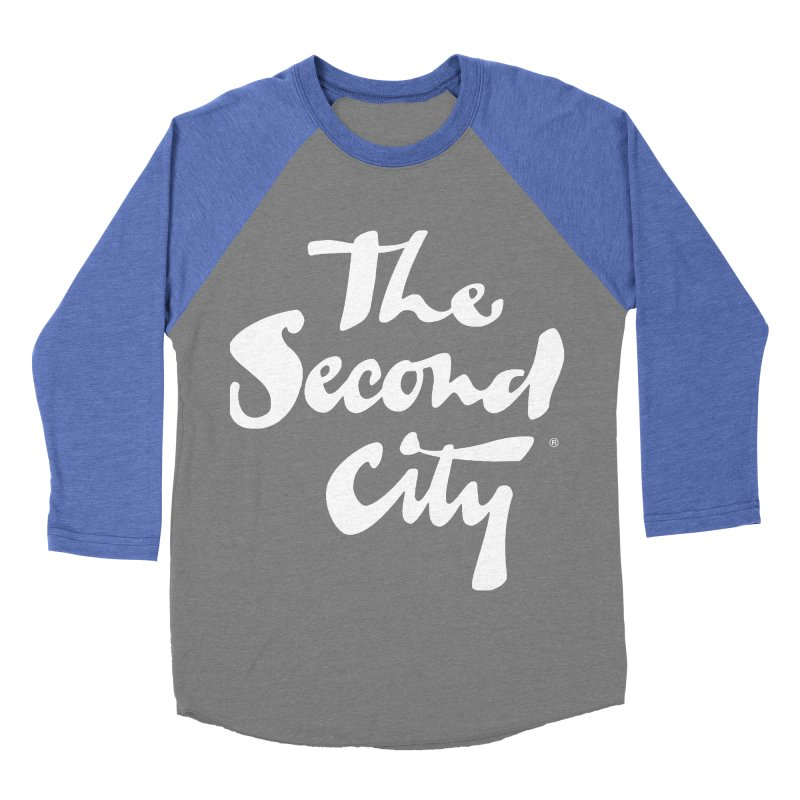 The Flagship Women's Baseball Triblend Longsleeve T-Shirt by The Second City