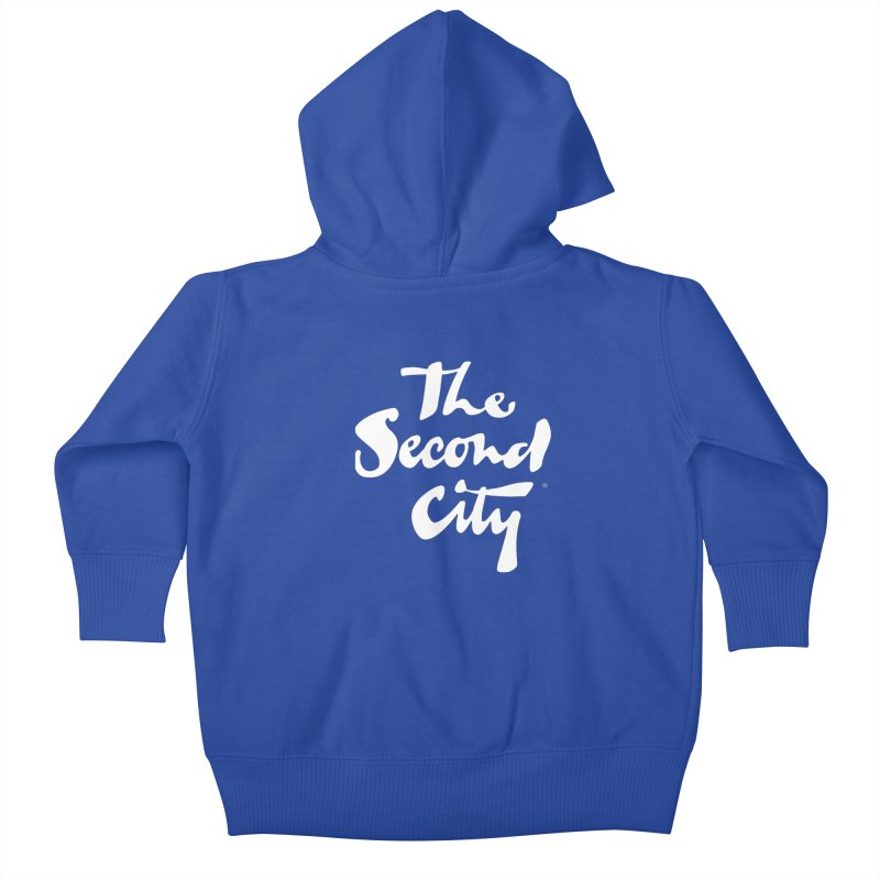 The Flagship Kids Baby Zip-Up Hoody by The Second City