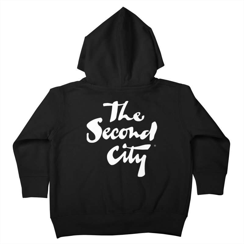 The Flagship Kids Toddler Zip-Up Hoody by secondcity's Artist Shop