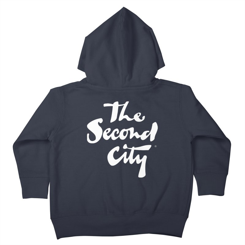 The Flagship Kids Toddler Zip-Up Hoody by The Second City