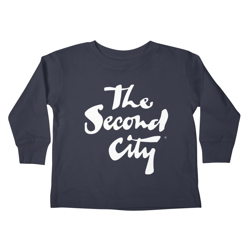 The Flagship Kids Toddler Longsleeve T-Shirt by The Second City