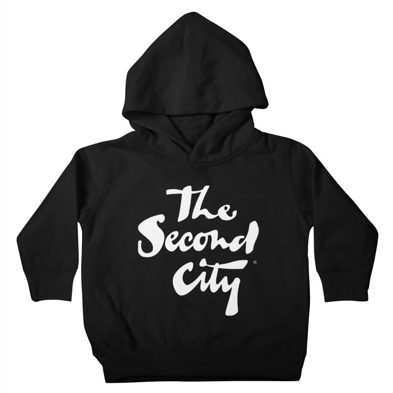 The Flagship Kids Toddler Pullover Hoody by secondcity's Artist Shop