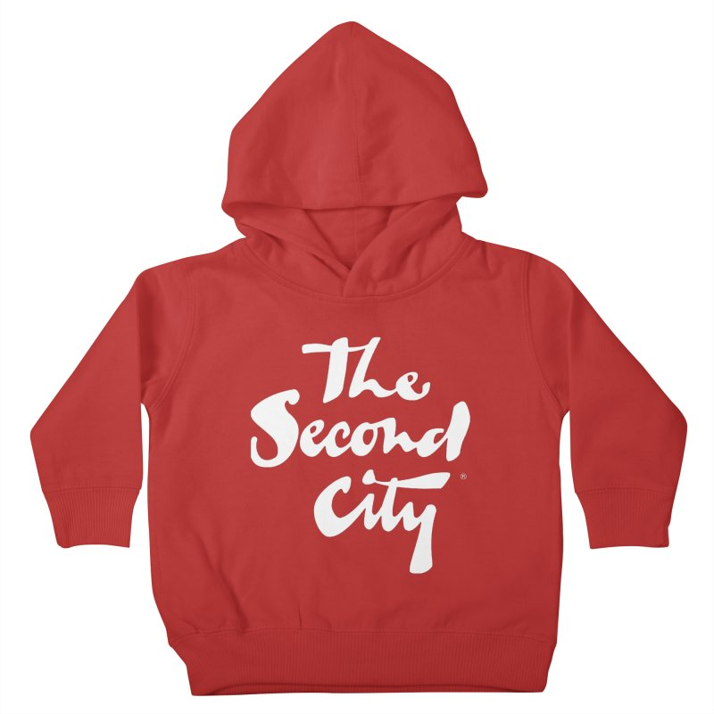The Flagship Kids Toddler Pullover Hoody by The Second City