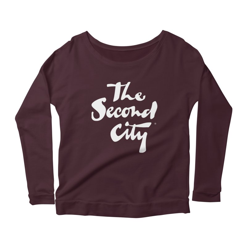 The Flagship Women's Scoop Neck Longsleeve T-Shirt by secondcity's Artist Shop