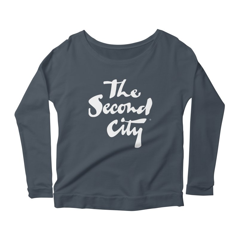 The Flagship Women's Scoop Neck Longsleeve T-Shirt by The Second City