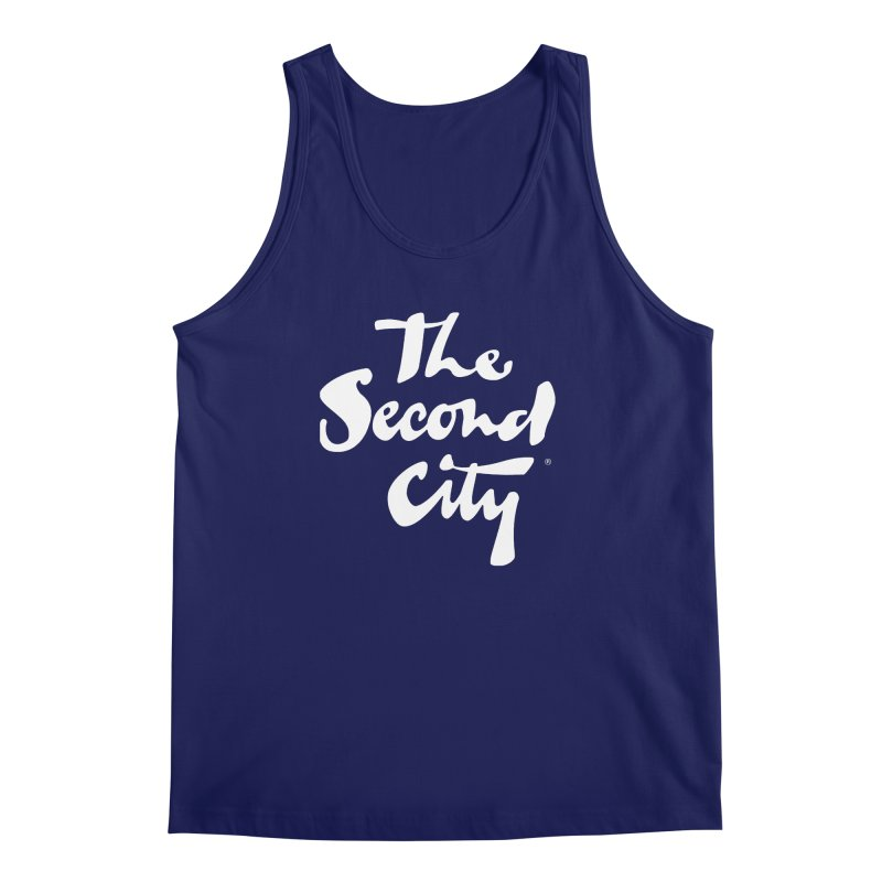 The Flagship Men's Regular Tank by secondcity's Artist Shop