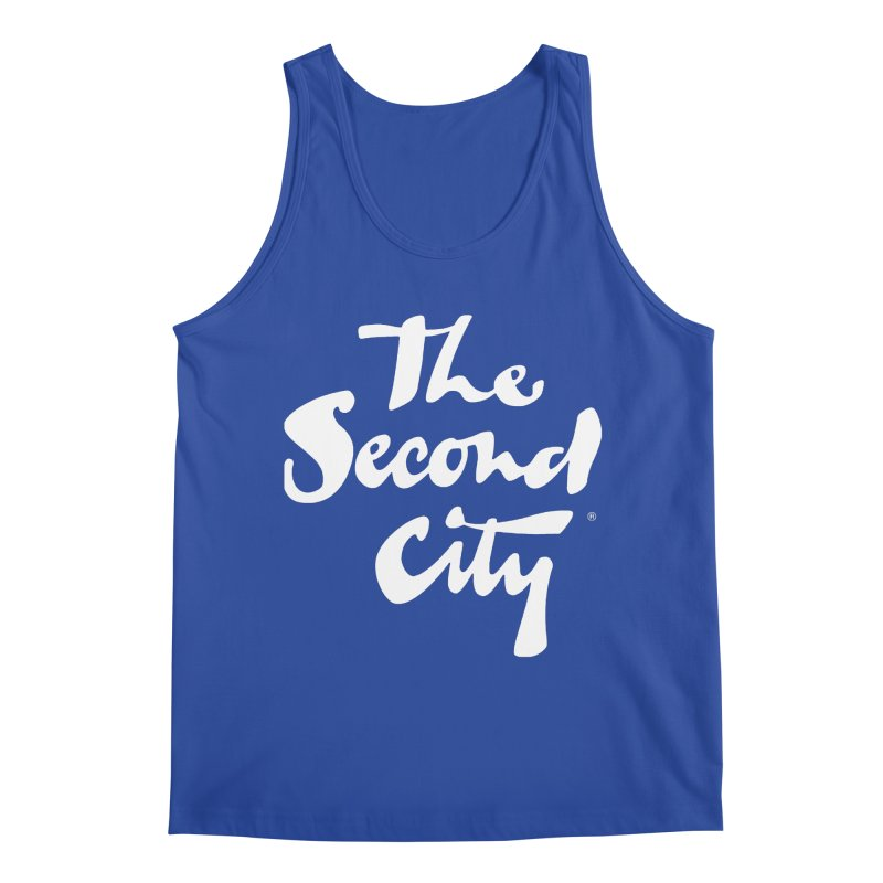 The Flagship Men's Regular Tank by The Second City
