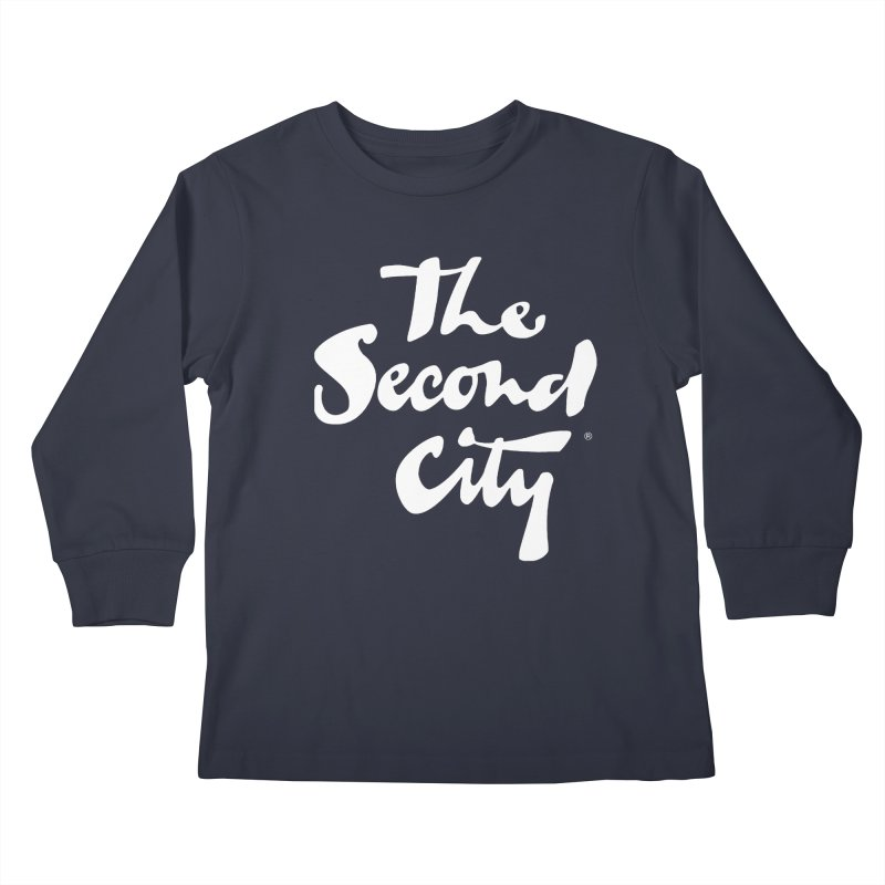 The Flagship Kids Longsleeve T-Shirt by The Second City