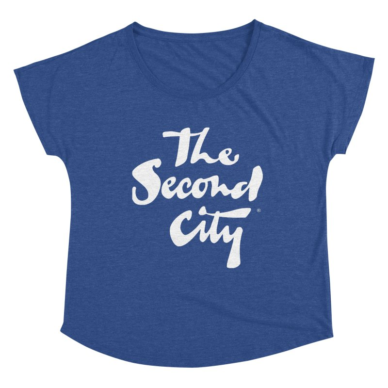 The Flagship Women's Scoop Neck by The Second City
