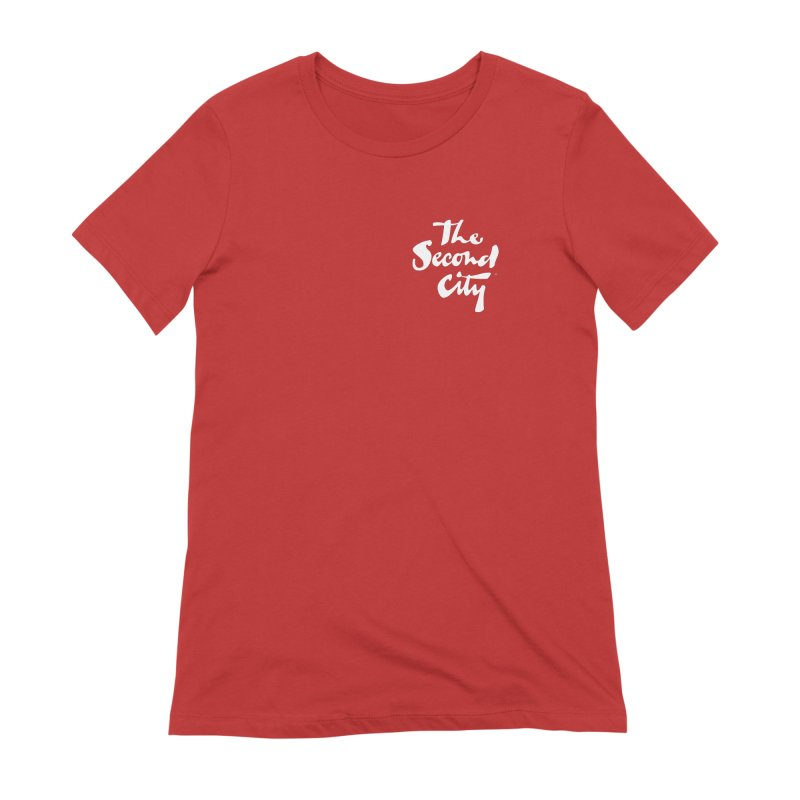 The Flagship Pocket Style Women's Extra Soft T-Shirt by secondcity's Artist Shop
