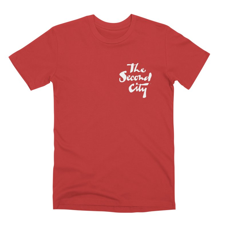 The Flagship Pocket Style Men's Premium T-Shirt by The Second City