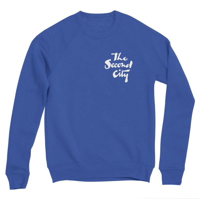 The Flagship Pocket Style Men's Sponge Fleece Sweatshirt by The Second City