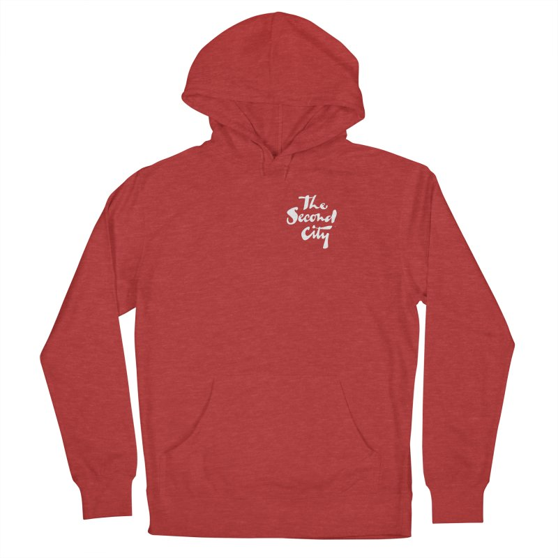 The Flagship Pocket Style Men's French Terry Pullover Hoody by The Second City