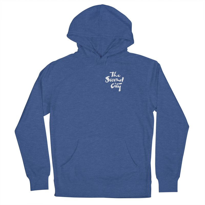 The Flagship Pocket Style Women's Pullover Hoody by The Second City