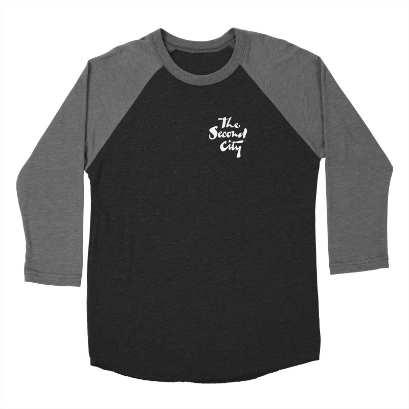 The Flagship Pocket Style Women's Baseball Triblend Longsleeve T-Shirt by The Second City