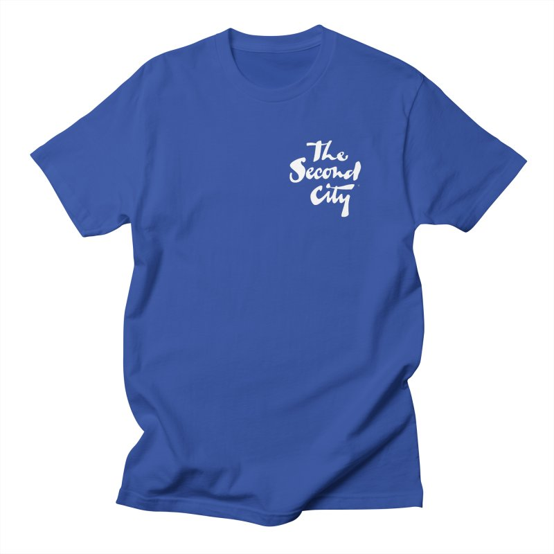 The Flagship Pocket Style Women's Regular Unisex T-Shirt by The Second City