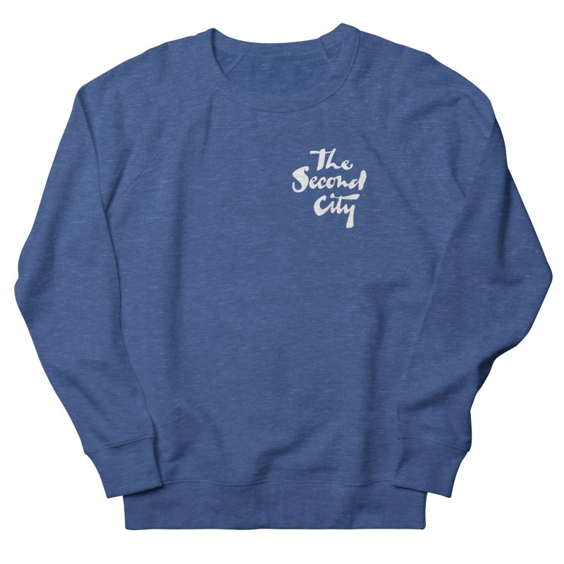 The Flagship Pocket Style Men's French Terry Sweatshirt by secondcity's Artist Shop