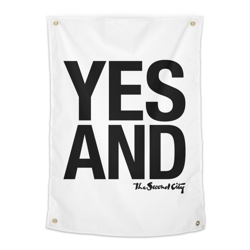 Yes, And Home Tapestry by The Second City