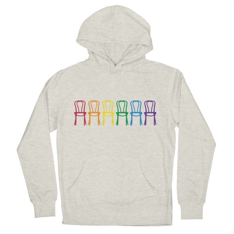 Second City Pride Women's French Terry Pullover Hoody by The Second City