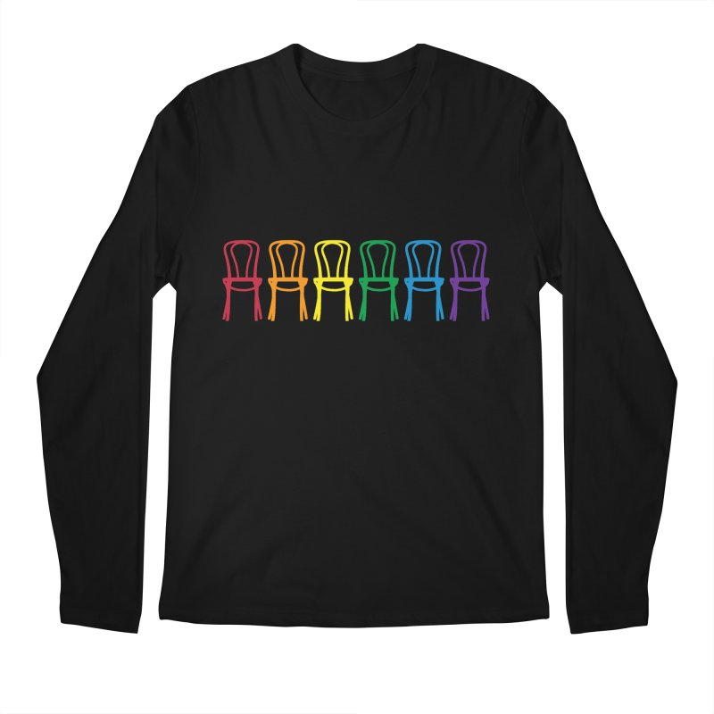 Second City Pride Men's Regular Longsleeve T-Shirt by The Second City